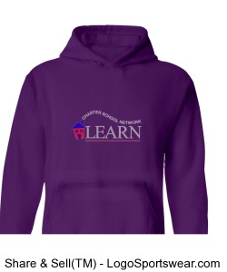 LEARN Adult Sweatshirt Design Zoom