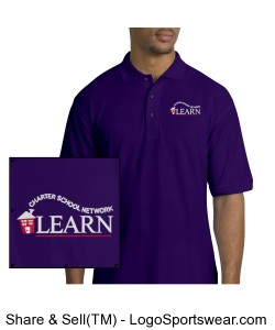 LEARN Polo (Men) Design Zoom